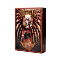 Покерные карты Bicycle Steampunk by Anne Stokes