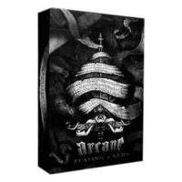 Покерные карты Arcane Black (Ellusionist)