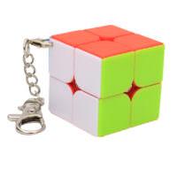 Брелок кубик Рубика 2x2 Цветной